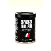 Espresso Italiano 250g malta kafija, skārda kārba