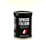 Espresso Italiano 250g malta, skārda kārba