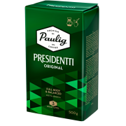 Paulig Presidentti malta kafija 500g