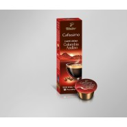 Tchibo Cafissimo Caffe Crema Colombia Andino kapsulas 8gx10