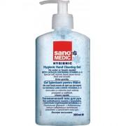 Antibakteriāla želeja rokām SanoMedic 300ml