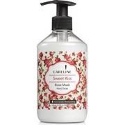 CARELINE HAND SOAP SWEET KISS ROSE MUSK (500ML)