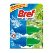 BREF DUO dažādu aromātu rezerves 2x50ml
