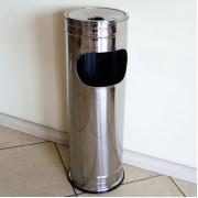 Atkritumu tvertne-pelnutrauks hromēts