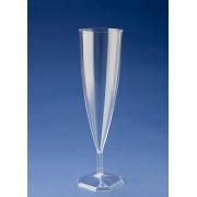 Plastmasas šampanieša glāzes Nupik 150ml (6)