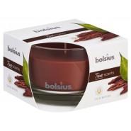 Bolsius agars 9.5x9.5cm aromātiskā svece