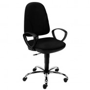 Office chair NOWY STYL PEGAZ ERGO STEEL black