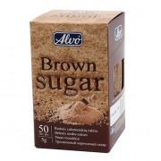 Cukurs brūnais standziņās (50 gab)