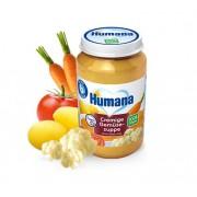 Humana BIO Krēmīgā Dārzeņu zupa 170ml