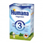 Humana Folgemilch 3 piena maisījums 600g