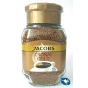 Jacobs Cronat Gold šķīstošā kafija 200g