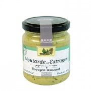 Sinepes TARRAGON ar estragonu 200ml