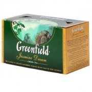 Greenfield zaļā Jasmine Dream 2g*25