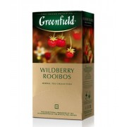 Greenfield Wildberry Rooibos tēja 1.5g*25