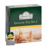 Ahmad melnā English Tea Nr.1 2g*100