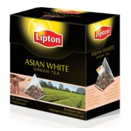 Lipton PIRAMID Asian white 1.8g*20