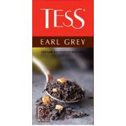 Tess melnā Earl Gray 1.8g*25