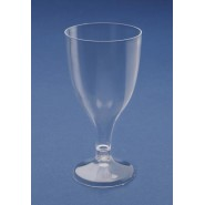 Disposable wine glasees NUPIK 17cl 8pc.